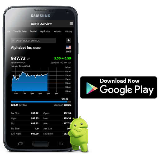 Download Quotestream from Google Play
